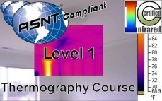 Infrared Level 1 Thermography Online Training & Certification
